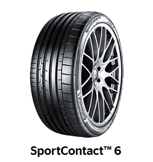 Continental SportContact 6